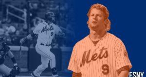 New York Mets Kirk Nieuwenhuis