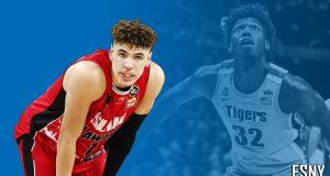 New York Knicks draft LaMelo Ball, James Wiseman