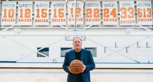 New York Knicks Leon Rose