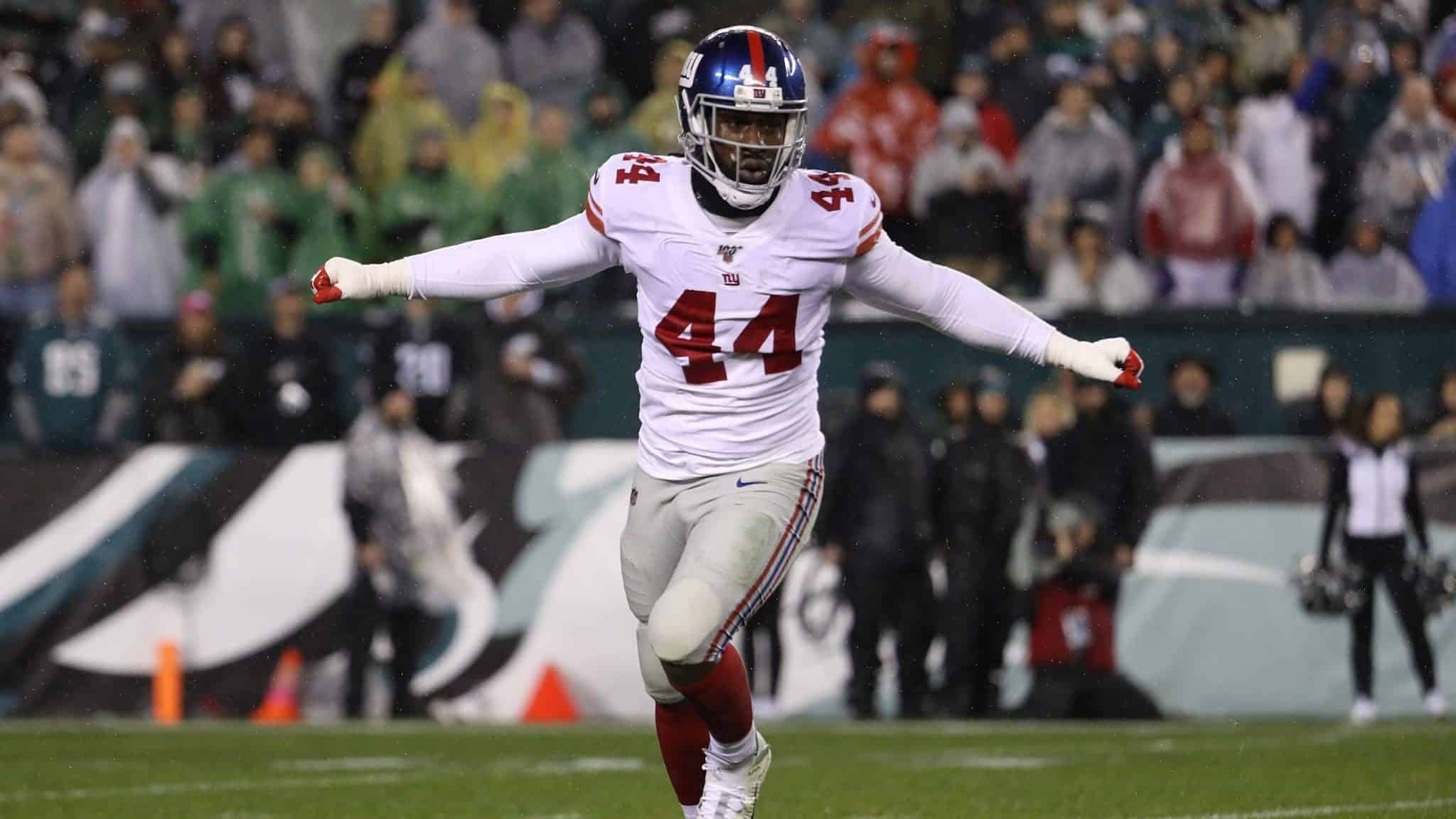 giants eagles opening line odds