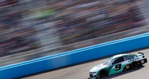 AVONDALE, ARIZONA - MARCH 08: Chase Elliott, driver of the #9 UniFirst Chevrolet, drives during the NASCAR Cup Series FanShield 500 at Phoenix Raceway on March 08, 2020 in Avondale, Arizona.