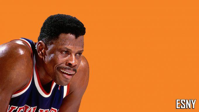 New York Knicks Patrick Ewing