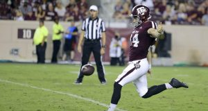 The Jets were looking for a punter in the draft