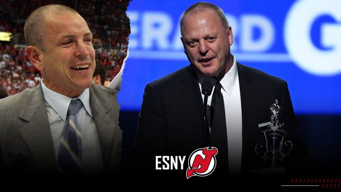 New Jersey Devils Tom Fitzgerald