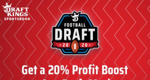 draftkings sportsbook nfl draft boost