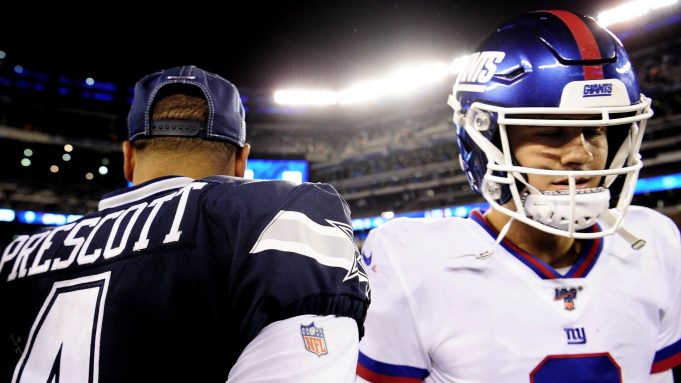 Giants vs. Cowboys Betting Preview Odds Picks Predictions