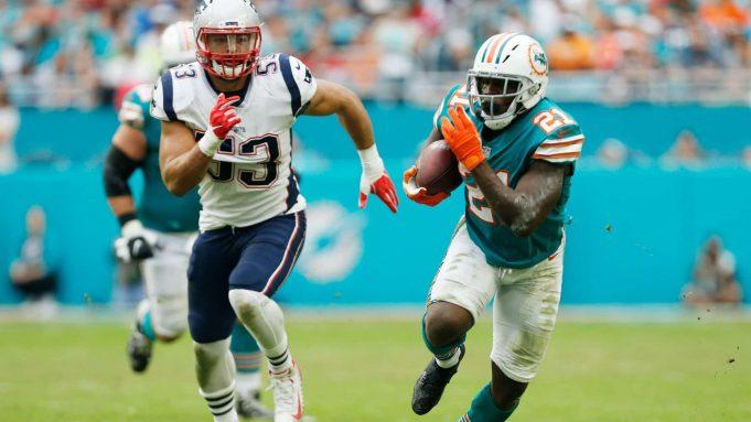 Frank Gore Miami Dolphins