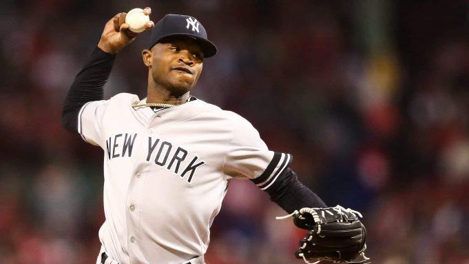 New York Yankees Domingo German