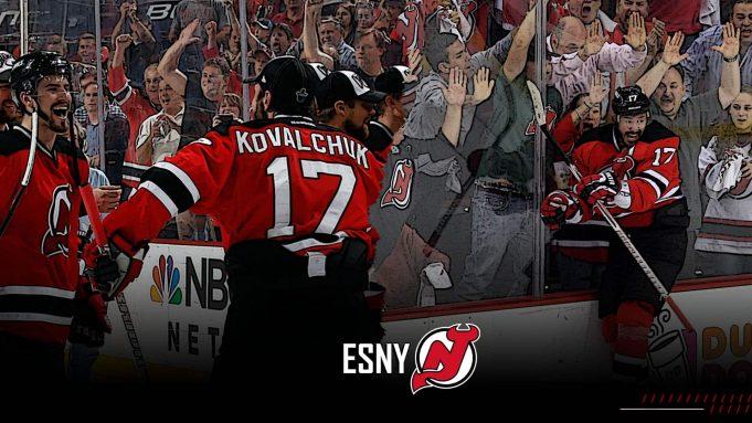 New Jersey Devils Ilya Kovalchuk
