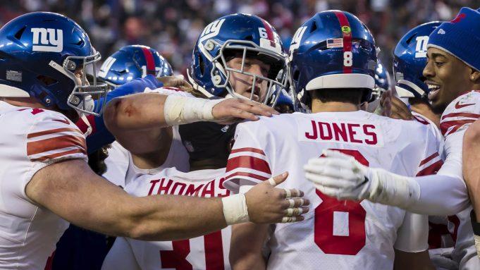 New York Giants Daniel Jones