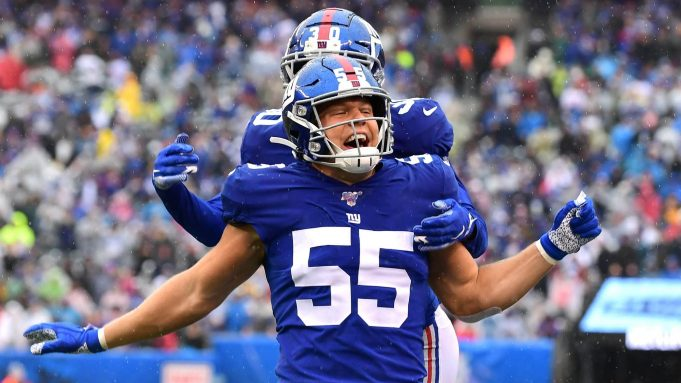 New York Giants David Mayo