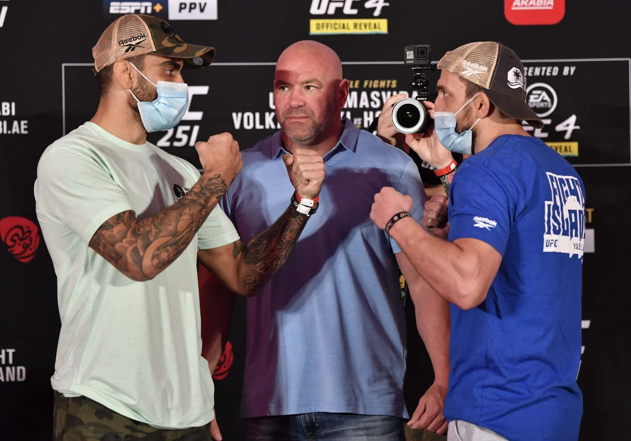 PointsBet UFC 251