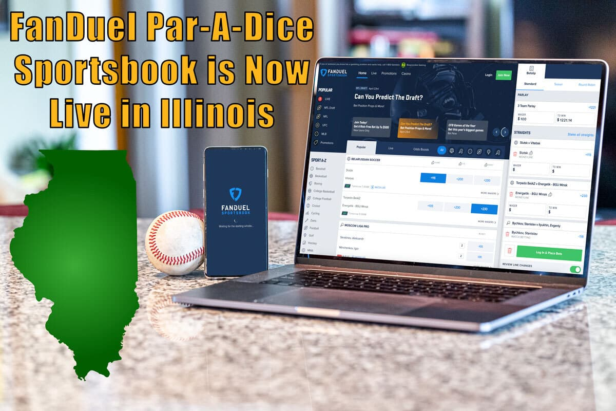 fanduel sportsbook illinois launch