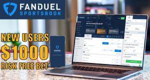 fanduel sportsbook $1000 free