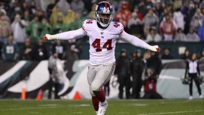 New York Giants Pass Rush