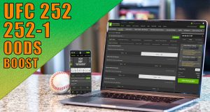 draftkings sportsbook ufc 252 odds boost