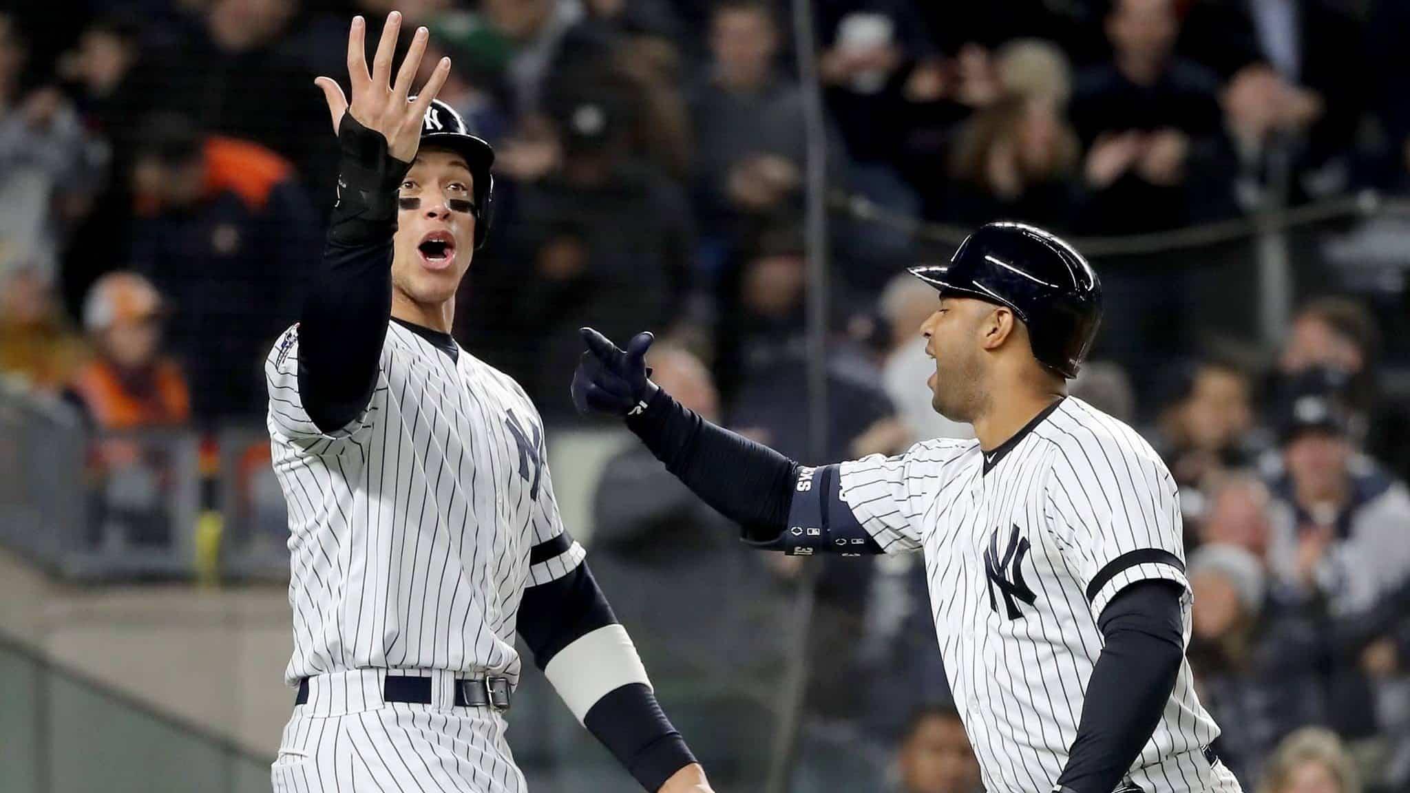 New York Yankees Aaron Judge