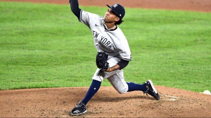 New York Yankees Deivi Garcia