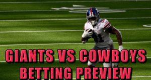 giants cowboys betting odds picks prediction