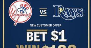 betmgm yankees rays game 5 odds
