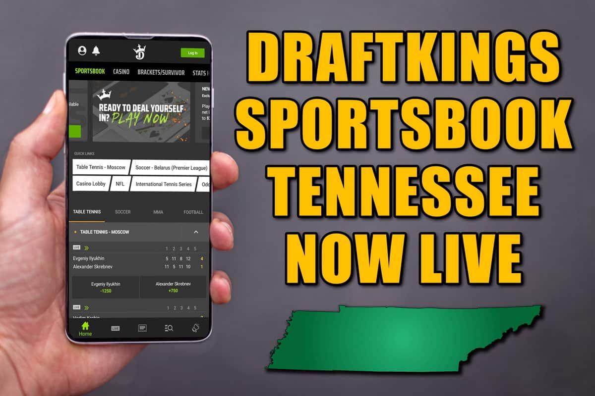 draftkings tennessee sportsbook