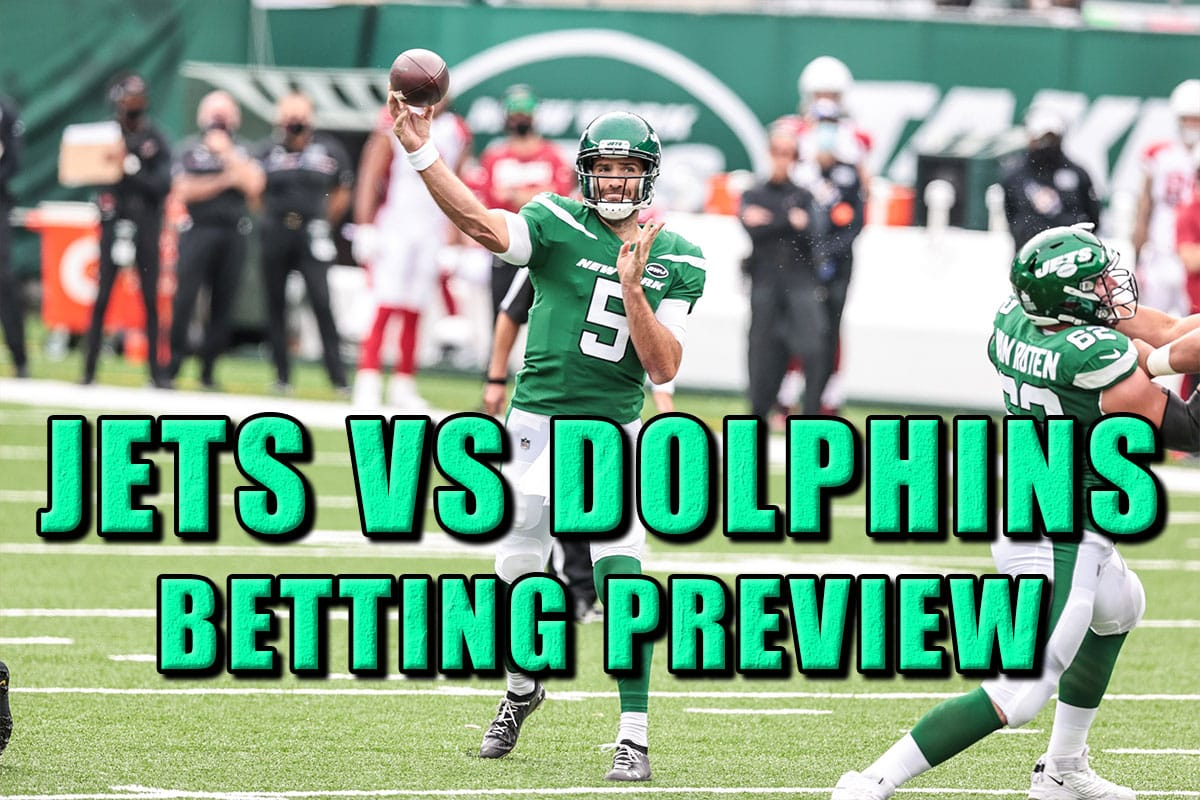 Jets Dolphins picks