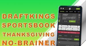 draftkings sportsbook thanksgiving promo
