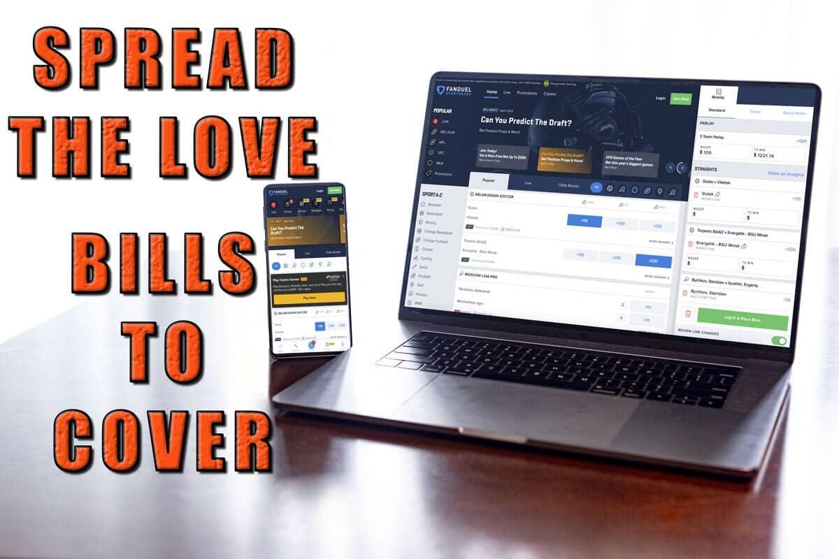 fanduel sportsbook promo spread the love