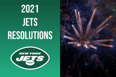 New York Jets 2021 resolutions