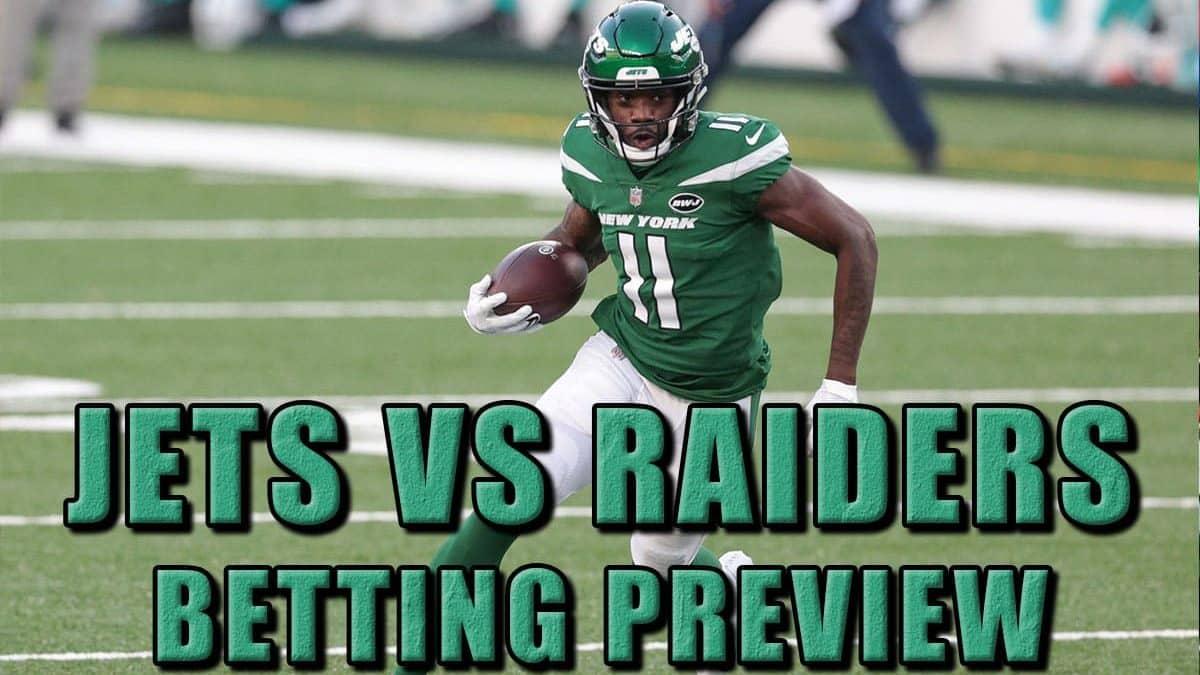 jets raiders pick prediction odds