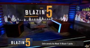 cowherd blazing 5 picks