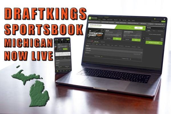 draftkings michigan sportsbook