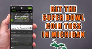super bowl coin toss michigan