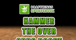 draftkings hammer the over
