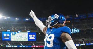 giants' week 1 defensive starters dalvin tomlinson