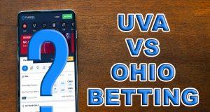 virginia ohio betting pick