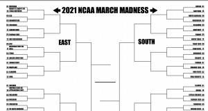 2021 NCAA Tournament Printable Bracket