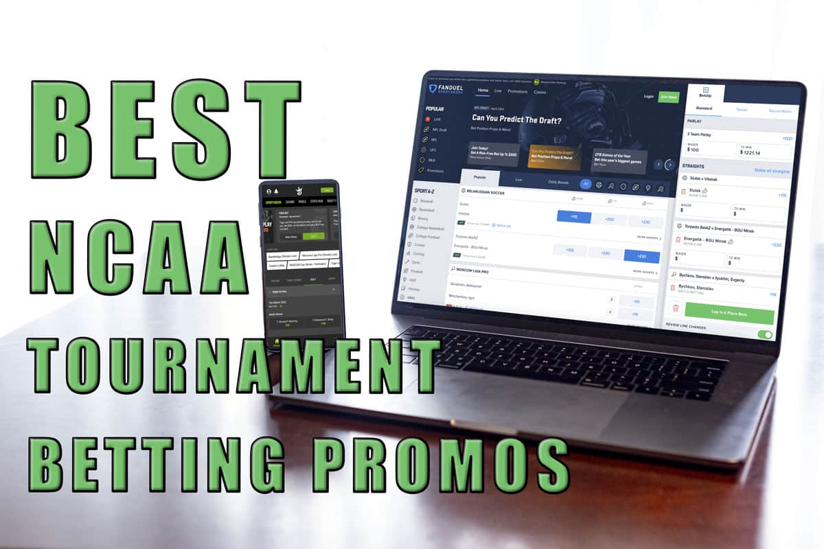 best march madness promos