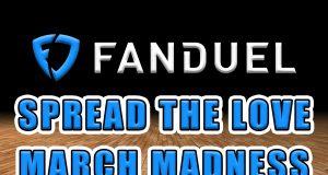 fanduel march madness spread the love
