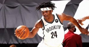 Alize Johnson Brooklyn Nets