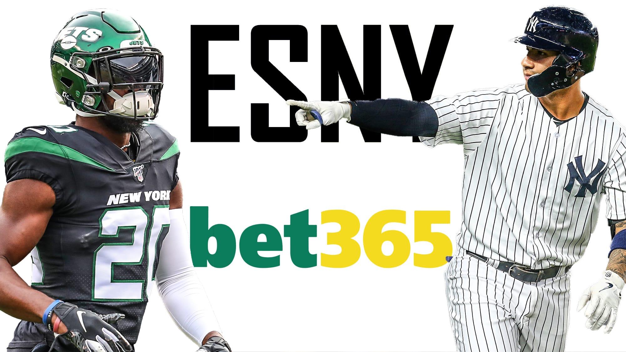 ESNY, bet365, Marcus Maye, Gleyber Torres