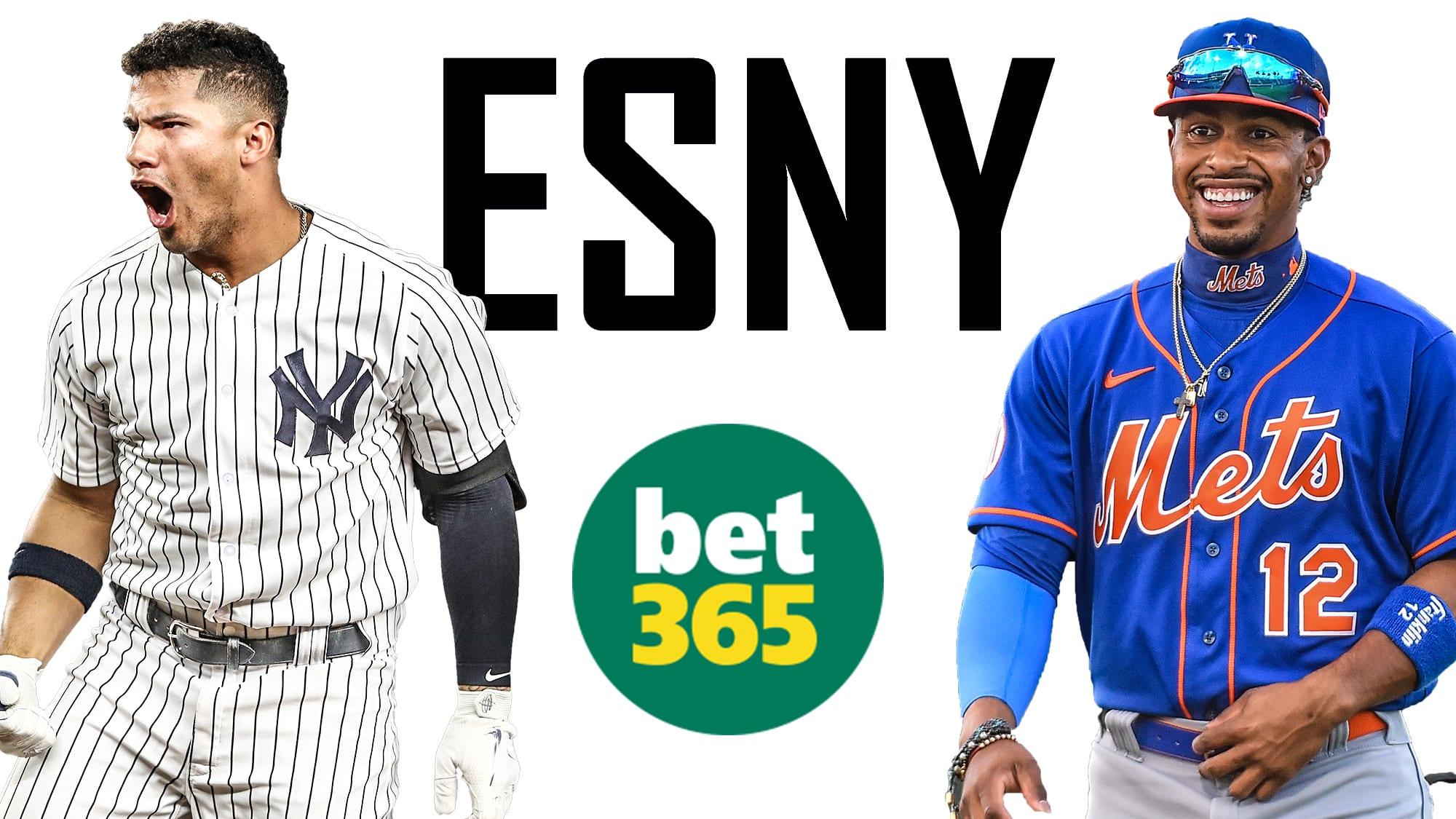 ESNY, Bet365, MLB Futures, Gleyber Torres, Francisco Lindor