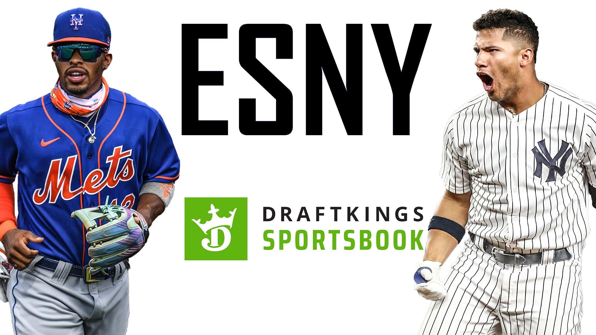 ESNY, DraftKings Sportsbook MLB Futures