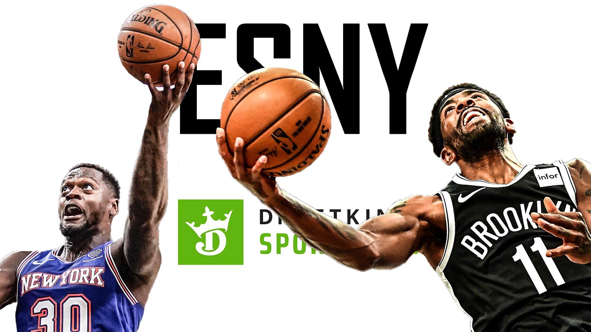 ESNY, DraftKings Sportsbook NBA Futures