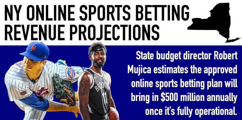 ESNY, Road To NY Online Sports Betting