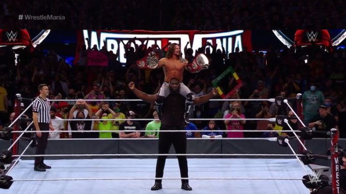 Photo Credit: Twitter @WrestlingSheet