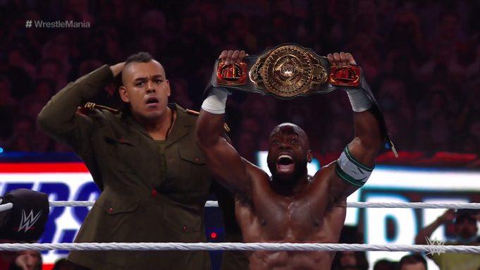 Photo Credit: Twitter @WWE