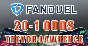 fanduel sportsbook 20-1 odds nfl draft promo