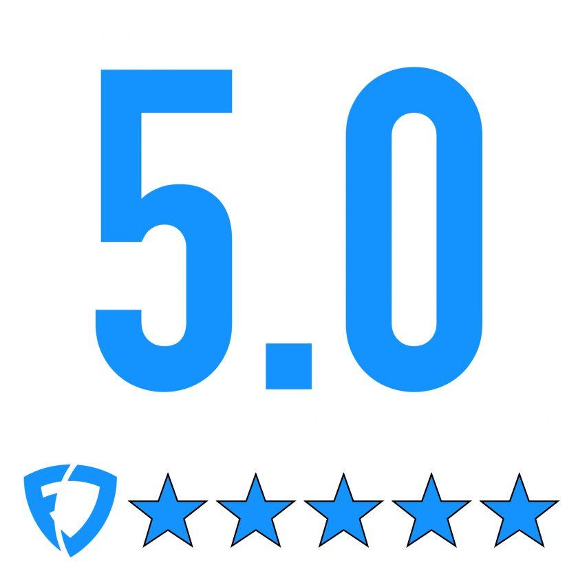 ESNY, FanDuel Sportsbook Review, 5.0 Stars