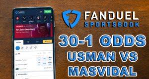 fanduel sportsbook ufc 261 30-1